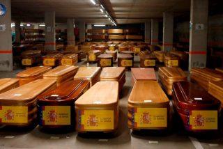 'El Gobierno PSOE-Podemos patrocina este funeral': la respuesta a la propaganda de Sánchez con la vacuna