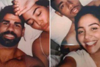 Las fotos de Diego Costa Gabriel Jesús, desnudos con una mujer, encontradas en una Biblia