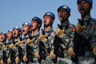 China está desarrollando súper soldados para dominar a EEUU y al resto del mundo