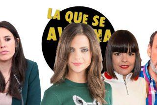 """'La que se avecina' se tira al cuello de Irene Montero por su disparatado """"ministerio de la desigualdad"""""""