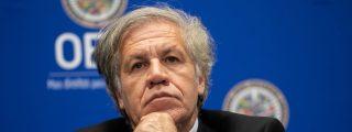 Luis Almagro pide a los gobiernos de la región que reciban a los venezolanos que huyen del régimen de Maduro