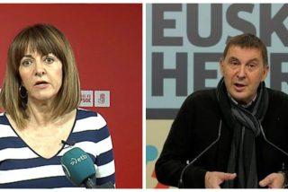 La metamorfosis de Idoia Mendía (PSOE): de su no a Bildu a ponerse del lado de Otegi