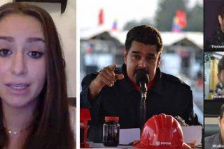 """Teresa Gómez (Ok Diario): """"PDVSA está siendo saqueada al día de hoy y el cabecilla es Nicolás Maduro"""""""