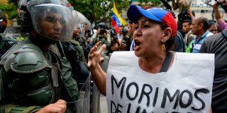 Casi 7 millones de venezolanos participaron en la consulta popular convocada por Guaidó