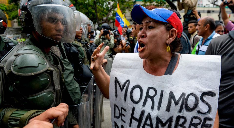 Mitzy Capriles de Ledezma: ¡Sálvese quien pueda!