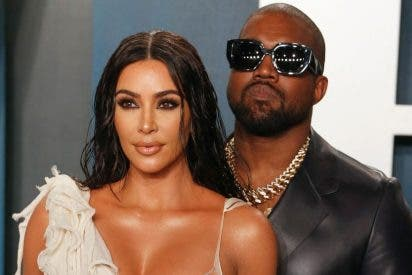 Kim Kardashian y Kanye West residen en la misma casa pero ni duermen juntos ni 'socializan'