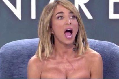 María Patiño confiesa en directo que ha puesto cuernos y no se ha enterado nadie