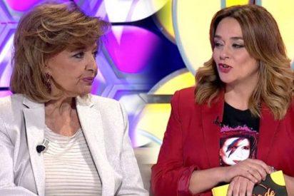 """María Teresa Campos: """"Me han quitado de la tele... y no quiero"""""""