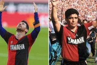 El Barça deberá pagar 3.000 euros de multa por el homenaje de Messi a Maradona