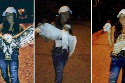 Un grupo de sicarios torturan y matan a la mujer que decapitó a una lechuza en Colombia