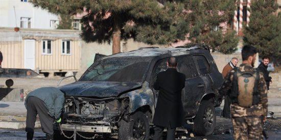 Fallece el vicegobernador de Kabul en un atentado con explosivos