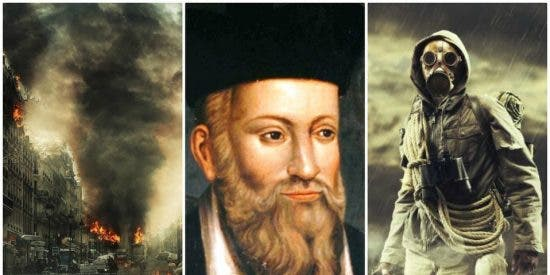 Nostradamus profetiza que este 2021 será un año de asteroides, zombis, Islam y hambruna