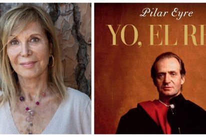 """Pilar Eyre: """"El rey Juan Carlos todavía sigue enamorado de Corinna"""""""