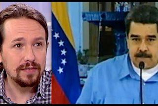 Pablo Iglesias huye como un conejo del Congreso para esquivar una pregunta sobre los torturadores de Venezuela