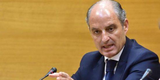 El ex presidente Camps denuncia 12 años de 'persecución' por jueces socialistas