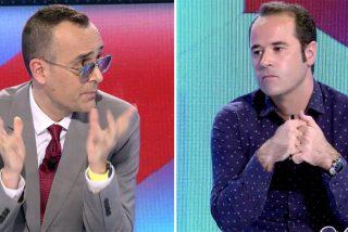"""El rebote de Javier Chicote (ABC) con Risto Mejide: """"¡Me estáis investigando a mí!"""""""