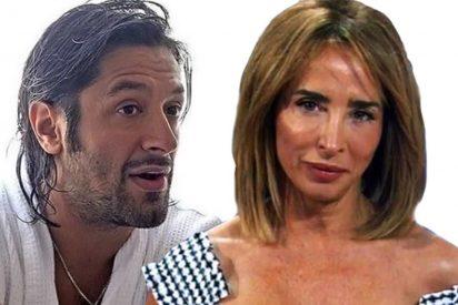 Un cabreado Rafael Amargo se la jura a María Patiño y ella reta al bailarín desde Telecinco