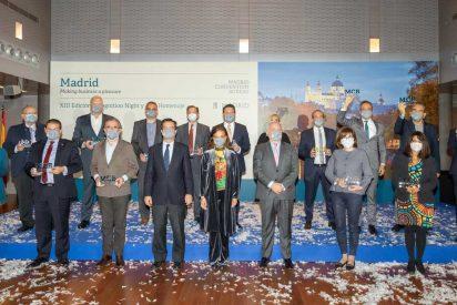 Madrid homenajea a sus prescriptores en el ámbito congresual