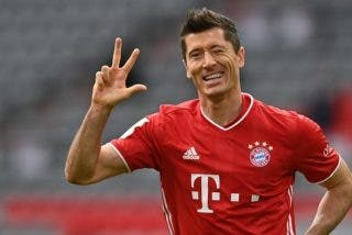 Lewandowski gana el premio 'The Best', desbancando en 2020 a Messi y Cristiano