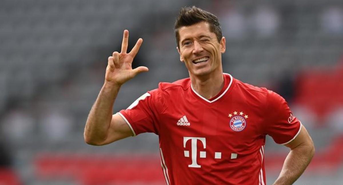 Lewandowski gana el premio 'The Best', desbancando en 2020 a Messi y Cristiano