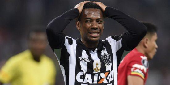 El futbolista Robinho, condenado a 9 años de prisión por participar en una violación grupal