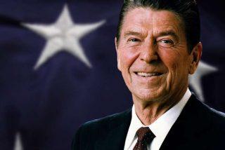 Chiste: el de Ronald Reagan sobre el inventor del comunismo