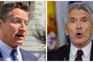 El alcalde de Granada pide cuentas a Marlaska por llevar de tapadillo a cientos de inmigrantes a su ciudad
