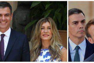 ¿Por qué Sánchez no se puso en cuarentena cuando la saltimbanqui de su mujer contrajo el coronavirus el 8-M?
