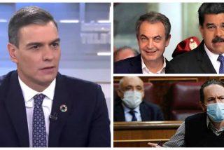 Vallés vapulea a Sánchez por consentir que Podemos y Zapatero torpedeen la política exterior de España