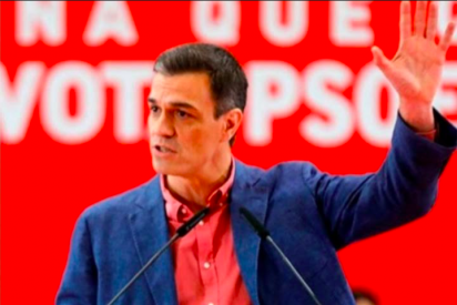 Anián Berto: 'Pedro Sánchez es un repúblico que descuella en el PSOE <a>'