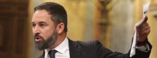 """Abascal sin piedad con Aragonès por retirar la bandera de España: """"Es para abofetearle en público y en directo"""""""