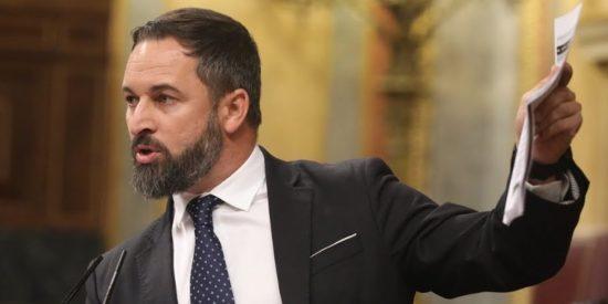 """Abascal, el político con más repercusión de Twitter a pesar de la censura 'progre': """"Enseguida me quitarán la cuenta"""""""