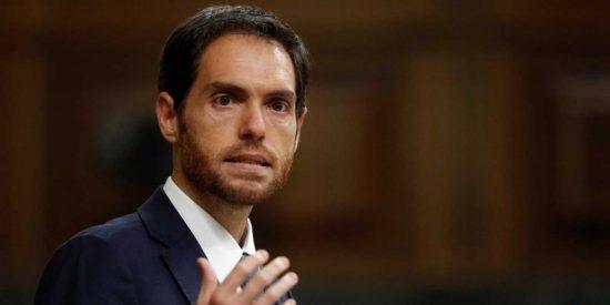 "Sergio Sayas (UPN): ""Me avergüenza ver a Sánchez tratar con tanto cariño a Bildu"""