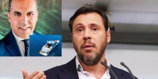 Óscar Puente, portavoz del PSOE y alcalde de Valladolid, adjudicó 200.000 € al empresario que le pagó el yate en Ibiza