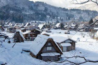 Japón: Un invierno en Shirakawa-go