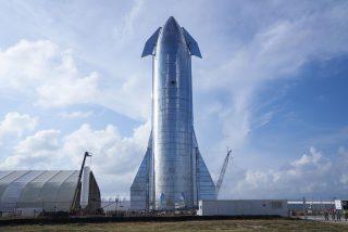 Abortan en el último segundo el lanzamiento del cohete interplanetario Space X