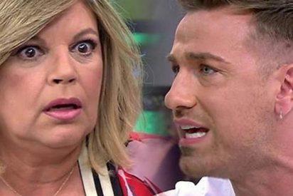 """Rafa Mora: """"Terelu dice que está mal de pasta pero sigue teniendo chófer"""""""