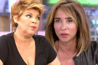 María Patiño pone a escurrir a Terelu Campos y a todas las mujeres del clan