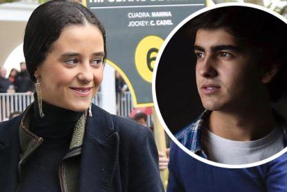 Victoria Federica, a la que la prensa acusa de usar la tarjeta 'black' de su abuelo, se encara con los paparazzi