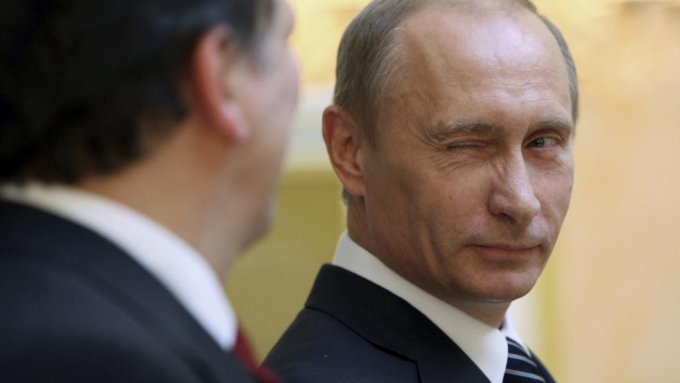 """Vladimir Putin: """"Somos inocentes y adorables en comparación con los países occidentales"""""""