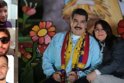 Cómo los hijastros del dictador Maduro blanquearon 159 millones de PDVSA desde España