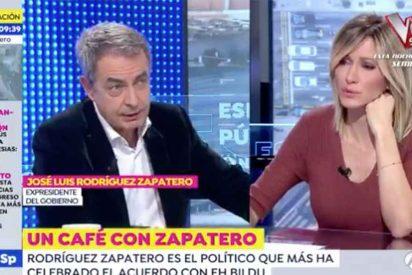 """Zapatero se deshace con Otegi: """"No le juzgo por lo que hizo antes, pero cuando yo era presidente apostó por la paz"""""""