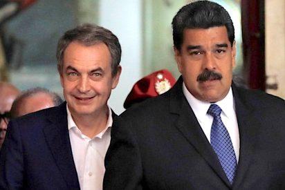 Zapatero pide a la UE que cambie su postura respecto a Venezuela y apoye al tirano Maduro