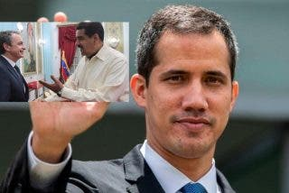 """Juan Guaidó acusa al socialista Zapatero de ser cómplice de """"un asesino de niños"""": el chavista Maduro"""