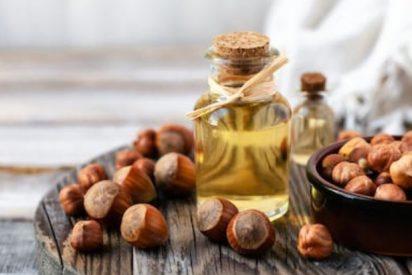 Beneficios del aceite de avellanas