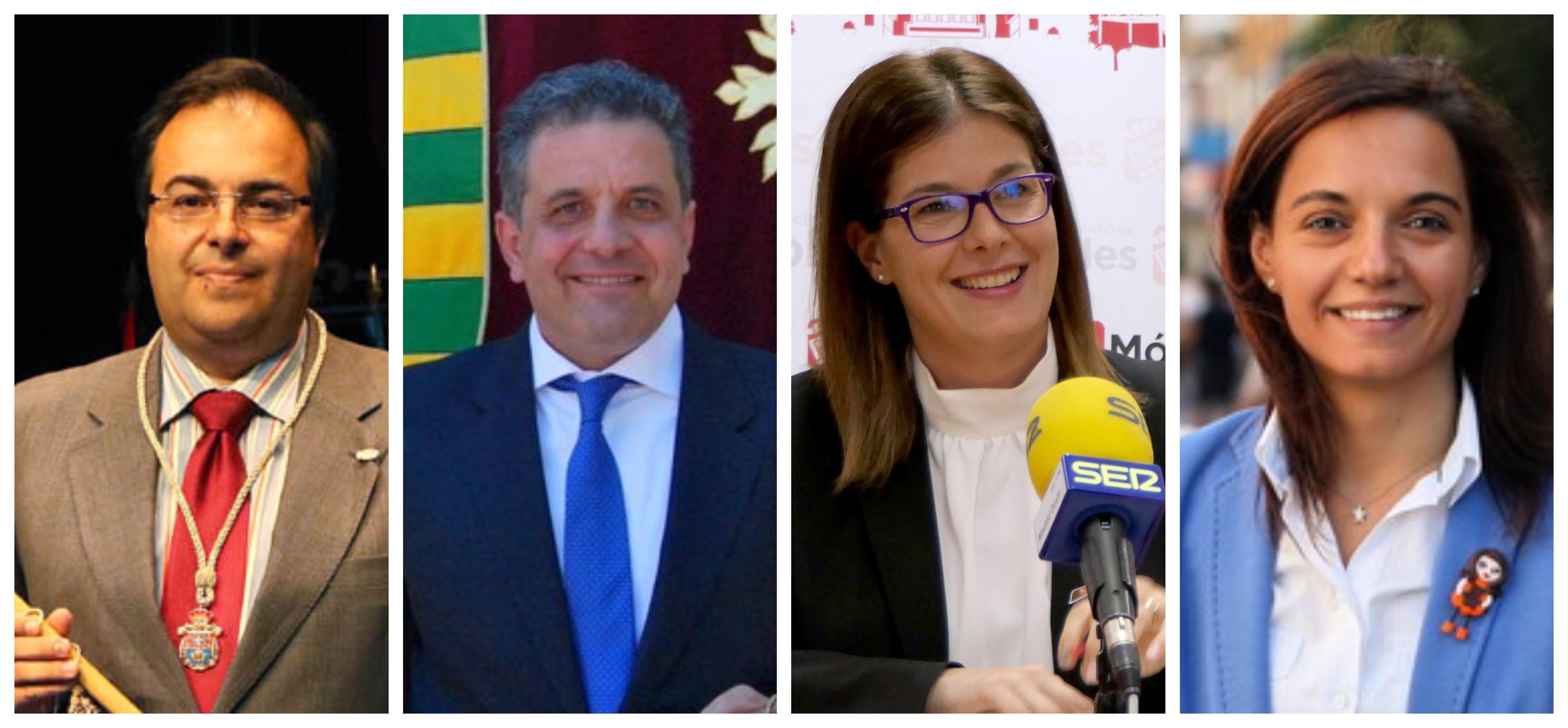 La ruta de la colocación del PSOE de Madrid: así llena de enchufados las nóminas del 'cinturón rojo' del sur