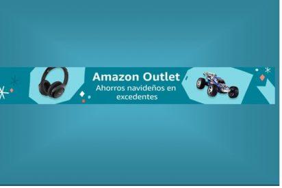Outlet Amazon ahorrar en Navidad