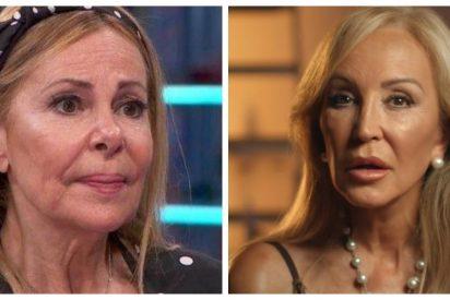 Carmen Lomana se escandaliza con Ana Obregón por dar las 'Campanadas' tras la muerte de su hijo