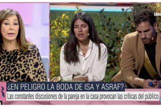 "Ana Rosa Quintana estalla como nunca contra Asraf, el novio de Chabelita: ""¡Machista!"""