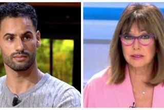 Asraf insulta públicamente a Ana Rosa Quintana y cava su tumba mediática